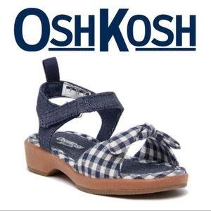 NWT OshKosh Girls Sandals